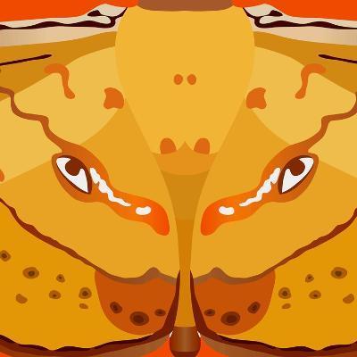 Dragon Eyes-Belen Mena-Giclee Print