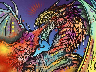 Dragon-Dean Russo-Giclee Print