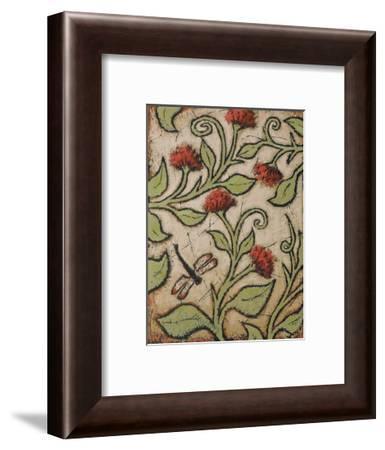 Dragonfly 9-Timothy Craig-Framed Art Print