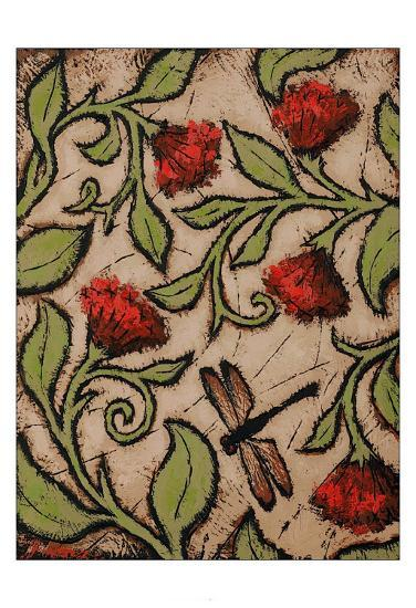 Dragonfly, no. 3--Art Print