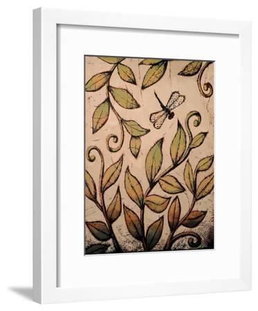 Dragonfly, no. 8--Framed Art Print