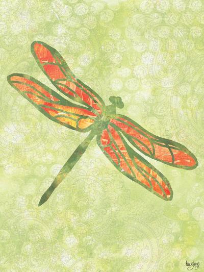 Dragonfly Wings-Bee Sturgis-Art Print