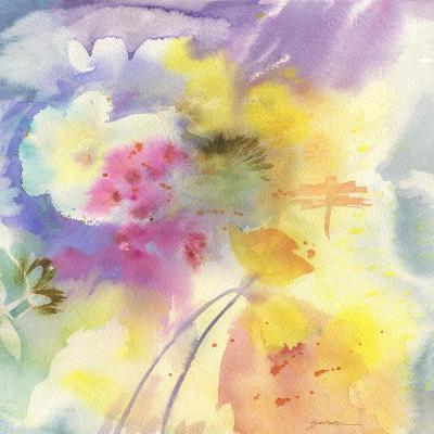 Dragonfly-Sheila Golden-Art Print