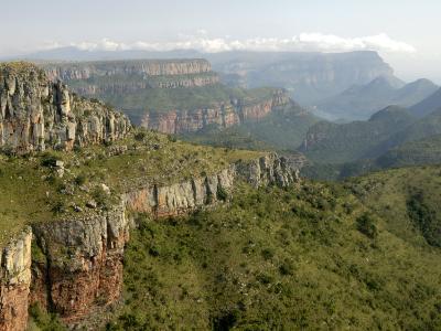 Drakensberg Mountains, South Africa, Africa-Groenendijk Peter-Photographic Print