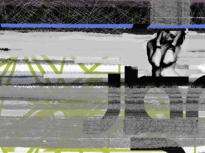 Drama-NaxArt-Art Print