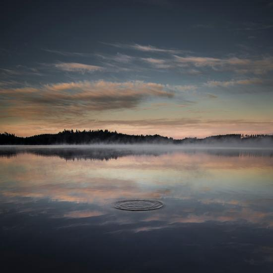 Dramatic Night Landscape-Svante Oldenburg-Photographic Print