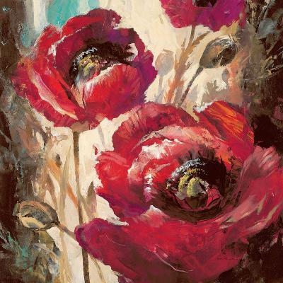 Dramatic Poppy-Brent Heighton-Art Print