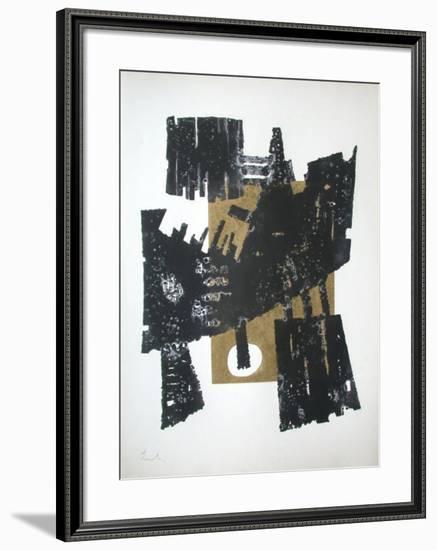 Dramatique-Berto Lardera-Framed Premium Edition