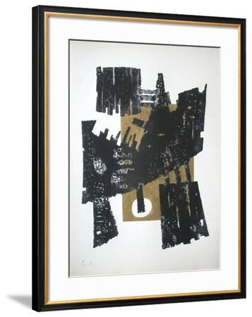 Dramatique-Berto Lardera-Framed Premium Edition