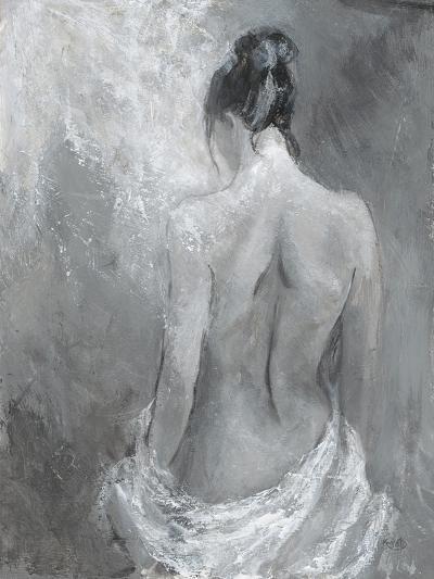 Draped Figure 2-Karen Wallis-Art Print