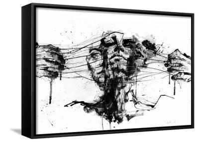 Drawing Restraints-Agnes Cecile-Framed Canvas Print