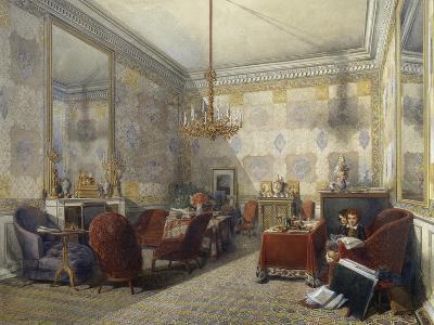 Drawing Room, 1852--Giclee Print