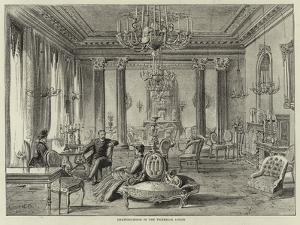 Drawing-Room in the Viceregal Lodge