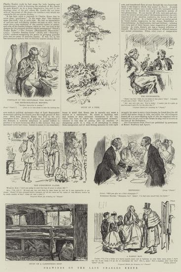Drawings by the Late Charles Keene-Charles Keene-Giclee Print