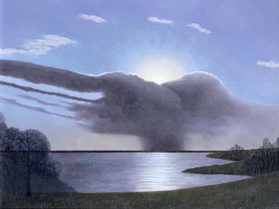 Draycote Cloud, 2004-Ann Brain-Giclee Print