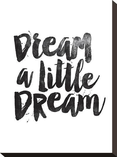 Dream a Little Dream-Brett Wilson-Stretched Canvas Print