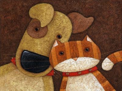 Dream a Little-Peter Adderley-Art Print