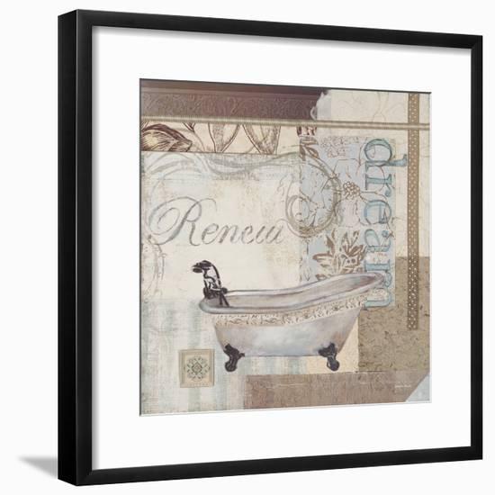 Dream and Renew-Sandra Smith-Framed Art Print