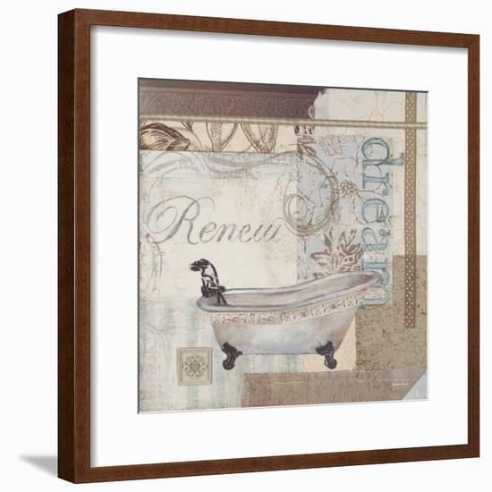 Dream and Renew-Sandra Smith-Framed Art Print