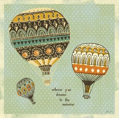Dream Balloon 2-Richard Faust-Art Print