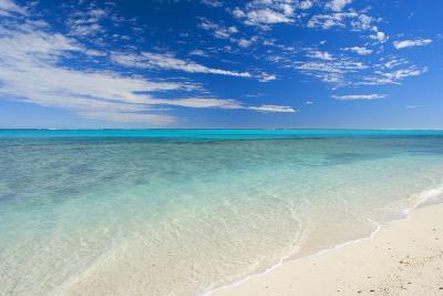 Dream Beach White Sandy Beach, Clear Turquoise--Photographic Print