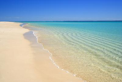 Dream Beach White Sandy Beach, Clear Turquoise--Photographic Print