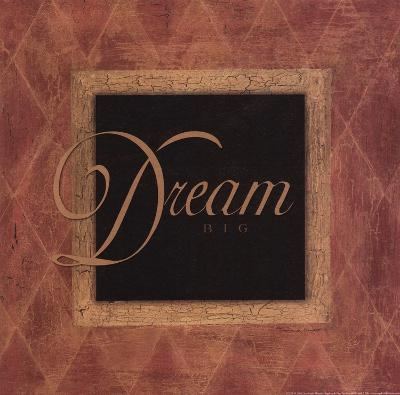 Dream Big-Stephanie Marrott-Art Print