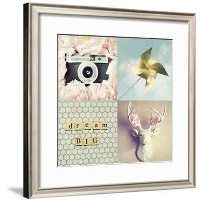 Dream Big-Vicki Dvorak-Framed Art Print