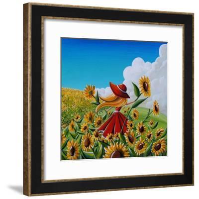 Dream Chaser-Cindy Thornton-Framed Art Print