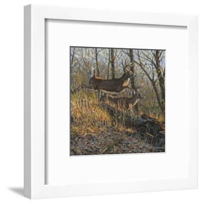 Dream Drive-Bruce Miller-Framed Art Print