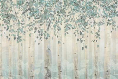Dream Forest I Silver Leaves-James Wiens-Art Print