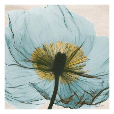 Dream in Pale Blue-Albert Koetsier-Art Print
