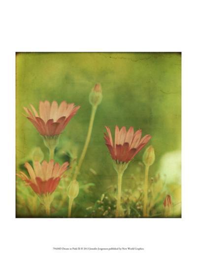 Dream in Pink IX-Jennifer Jorgensen-Art Print