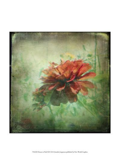 Dream in Pink XI-Jennifer Jorgensen-Art Print