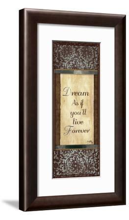 Dream & Love I-Elizabeth Medley-Framed Art Print