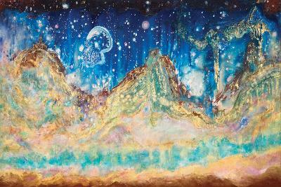 Dream of Ithaca, 2005-Carolyn Mary Kleefeld-Giclee Print