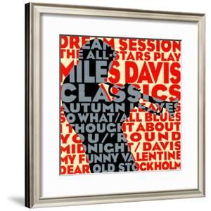 Dream Session : The All-Stars Play Miles Davis Classics