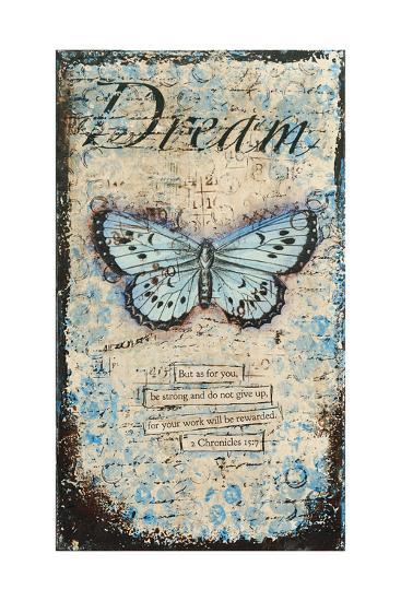 Dream-Cassandra Cushman-Art Print