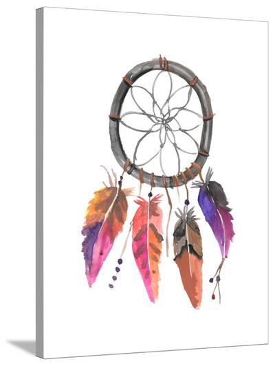 Dreamcatcher 2-Jetty Printables-Stretched Canvas Print
