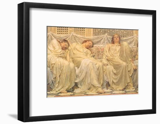 Dreamers, 1882-Albert Joseph Moore-Framed Giclee Print