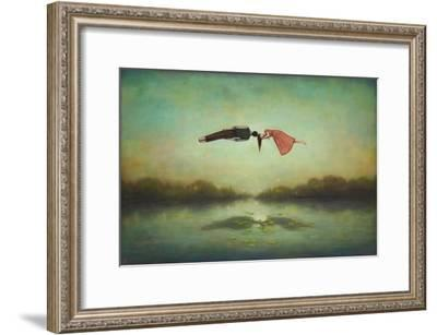 Dreamers Meeting Place-Duy Huynh-Framed Art Print