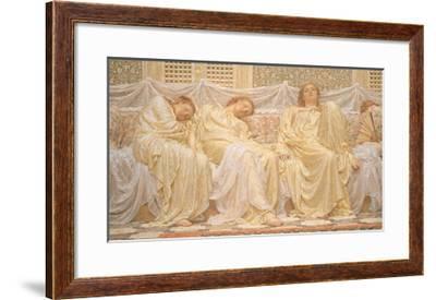 Dreamers-Albert Joseph Moore-Framed Giclee Print