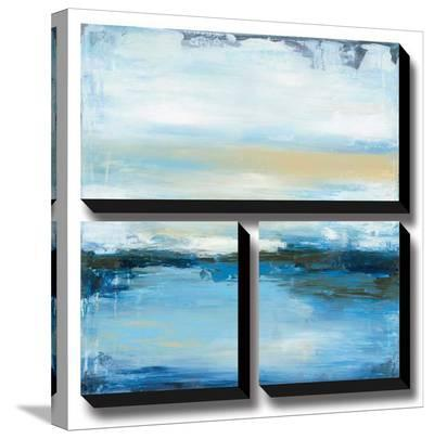 Dreaming Blue II-Wani Pasion-Stretched Canvas Print