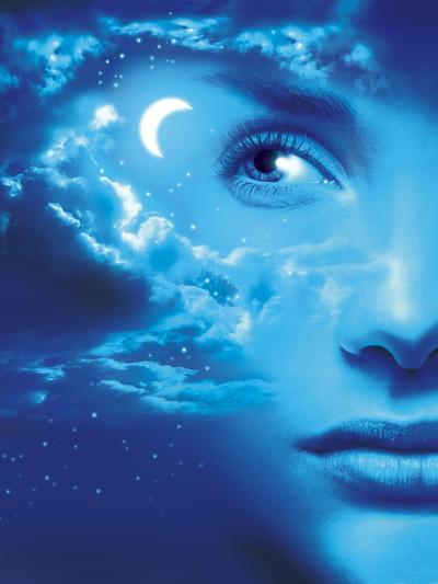 Dreaming, Conceptual Image-SMETEK-Photographic Print