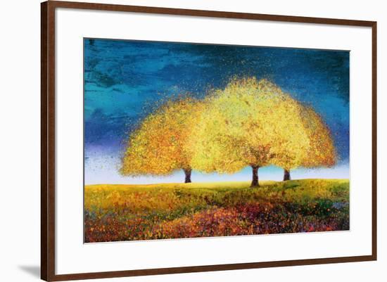 Dreaming Trio-Melissa Graves-Brown-Framed Art Print