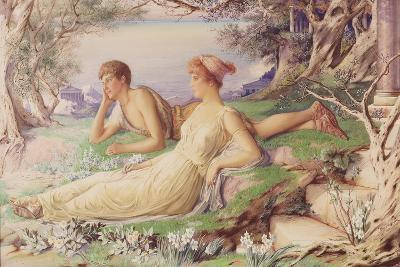 Dreamland, 1884-Percy Anderson-Giclee Print