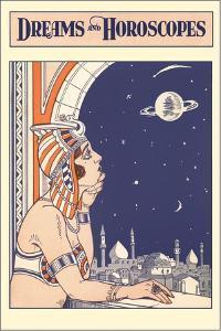 Dreams and Horoscopes, Stargazing Woman