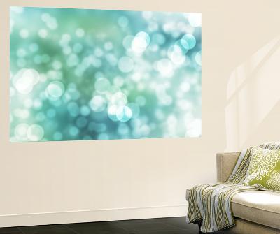 Dreamy Bokeh Seascape-THE Studio-Wall Mural
