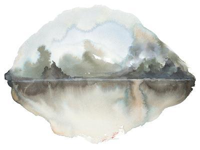 Dreamy Landscape-Lora Gold-Art Print