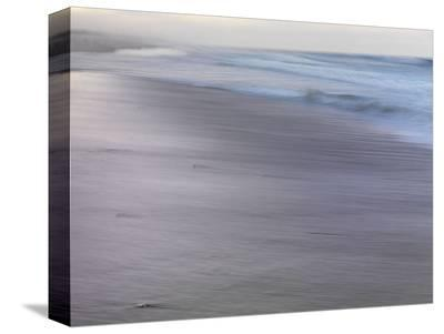 Dreamy Seashore-Derek Jecxz-Stretched Canvas Print